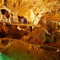 石垣島の鍾乳洞